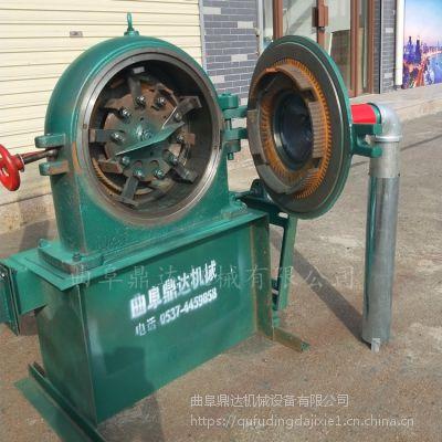 高产量齿盘式粉碎机 豆类杂粮精磨机 鼎达爆款齿盘式粉碎机