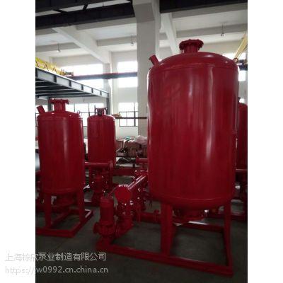 系列单极消防水泵XBD10.1/25-80L-315IB变频恒压给水成套设备