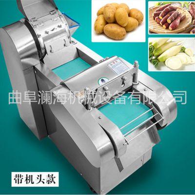 澜海 果蔬设备加工机械 多功能切菜机