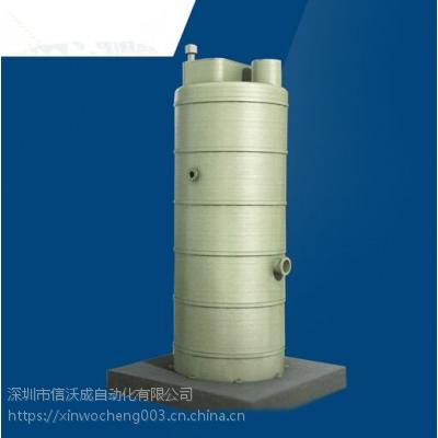 大型一体化污水提升泵站 定制