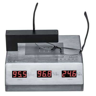 LS108眼镜镜片透光率测试仪