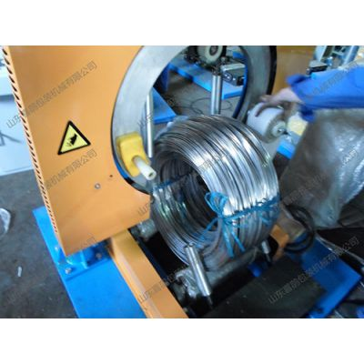 钢丝薄膜缠绕机 包装速度快 省时省力省心 厂家专业制造 现货销售 山东喜鹊包装机械