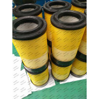 玻璃纤维折叠式空压机高压滤芯1409828天诚供应