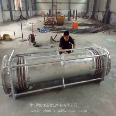 生产供应多种规格直埋型波纹补偿器 金属波纹补偿器