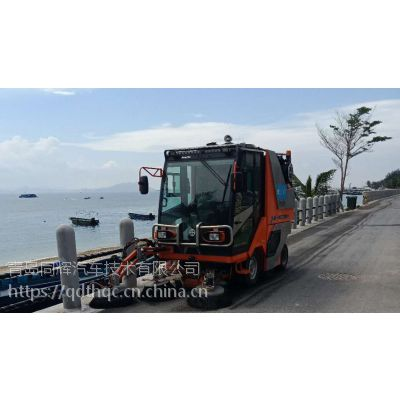 小型多功能驾驶式扫路机QTH8501多少钱-同辉汽车厂家直销