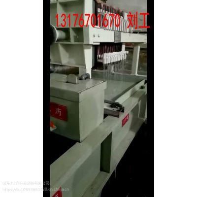 JY-60一体化服装印花厂水性油墨污水处理设备系统配置