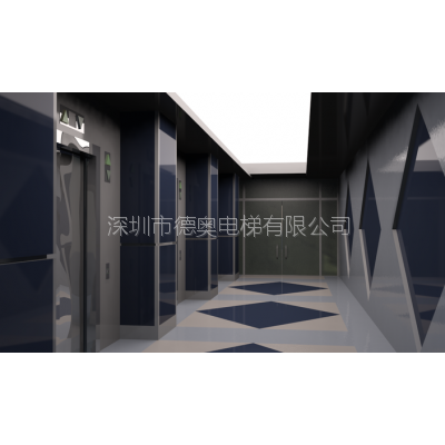 深圳德奥电梯厂家供应龙岗乘客电梯