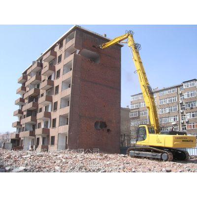 挖机加长臂、挖机超长臂、挖机拆迁臂、挖机伸缩臂、各种挖斗