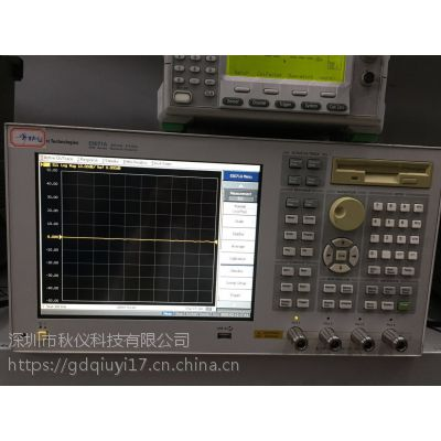 网络分析仪工厂分享频率响应的确定方法