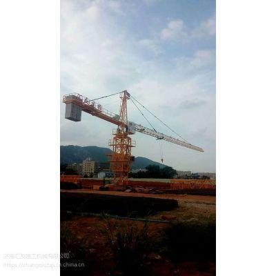 随州QTZ80建筑塔吊随州QTZ6012汇友塔机38万年底冲量销售