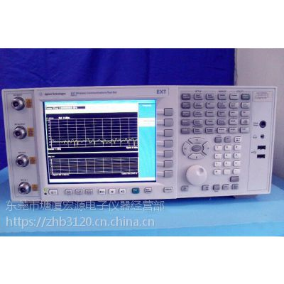 安捷伦(是德)E6607B EXT 无线通信测试仪 原装正品供应