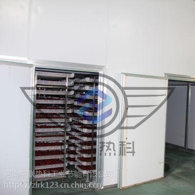 豆腐皮烘干机空气能热泵干燥箱房推广的干燥技术湖南中联热科171120