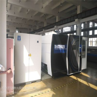 3300W锐科激光器与IPG的区别 山东切割机厂家 苏州天弘激光