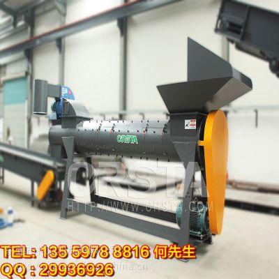 湖南标签分离设备 塑料瓶去标机械 柯达机械制造设备厂家