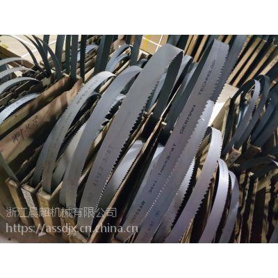供应各种规格型号双金属带锯条 M42带锯条高硬高耐磨性