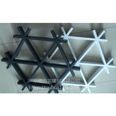 河北厂家直销批发 优质通风铝格栅 防腐防火铝格栅 木纹铝格栅