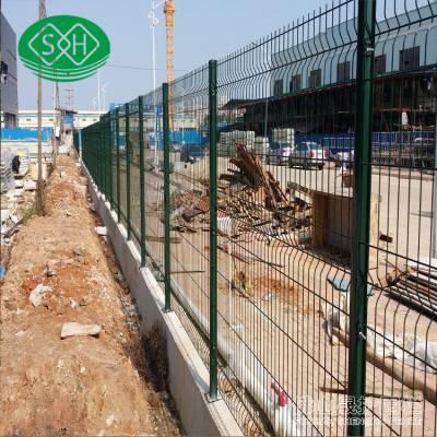 汕头包胶隔离围栏 潮州桥梁防抛网 珠海公园隔离护栏 阳江护栏厂