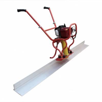 混凝土路面加厚振平尺 提浆刮平设备产地货源
