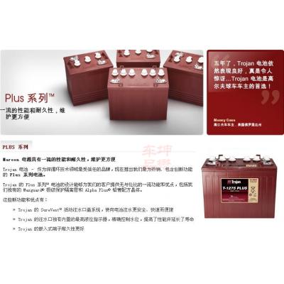 美国邱健蓄电池T-1275天津现货销售