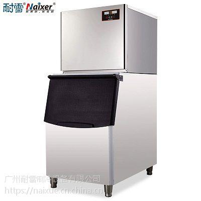 耐雪TH320流水式商用制冰机