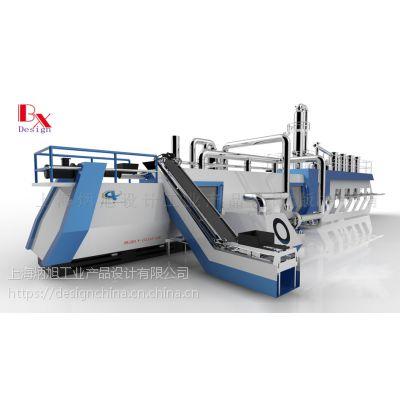 大型机械产品设计,机械设备产品设计,机械设备外观设计