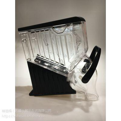 超市专用干果盒_有机玻璃零食展示盒-唯客福专业供应