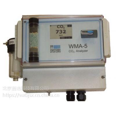 渠道科技 WMA-5 CO2气体监测仪
