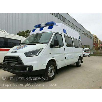 江铃特顺医疗救护车生产厂家