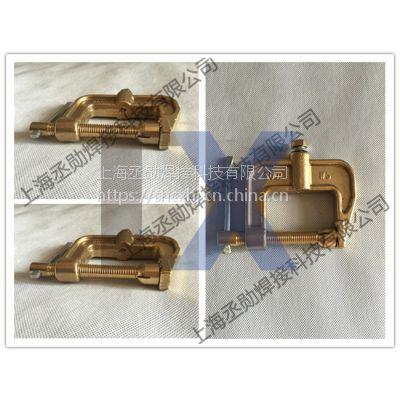 上海丞勋-500A焊机铜地线夹