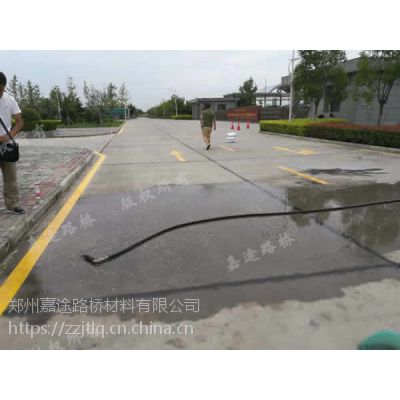 嘉途路桥:水泥路面起沙可以这样来修补!