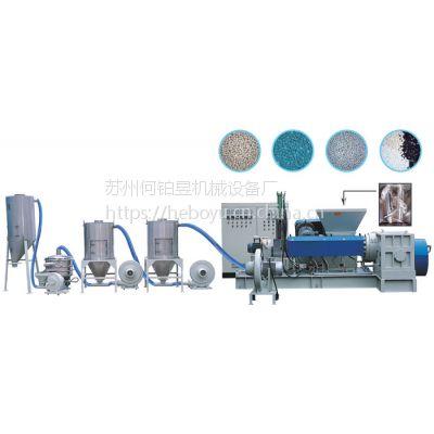 塑料挤出设备 专业单螺杆制造厂家