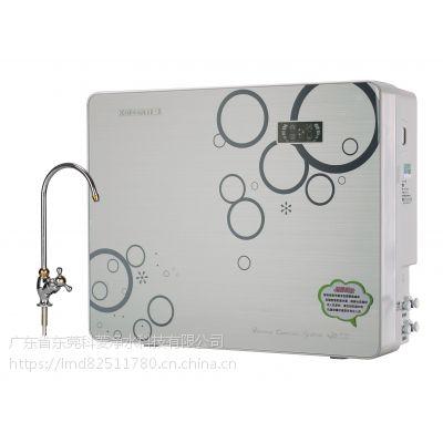 厂家批发箱式400G纯水机反渗透ro机 无桶家用净水机高配置 大流量