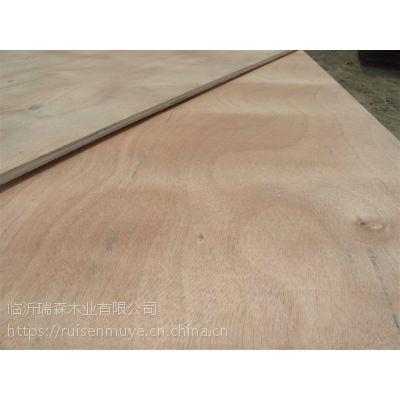 漂白杨木胶合板、奥古曼、冰糖果胶合板多层板托盘板