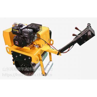 厂家直销 克勒斯手扶式单钢轮压路机(柴油) 压实效率高 品质有保证