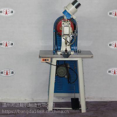 邦达BD-11铆钉机、半自动钉眼机电动