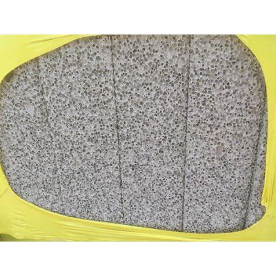 济南外墙水泥发泡板现场施工
