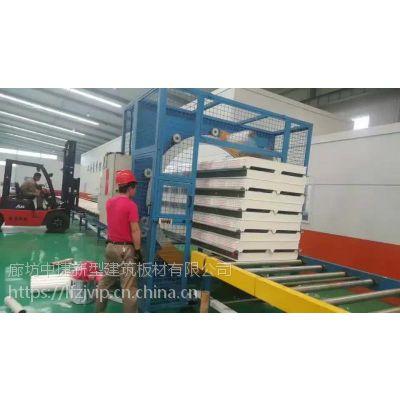 山西/陕西50mm聚氨酯彩钢板多少钱