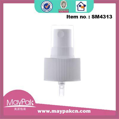 余姚厂家供应28牙蕾丝塑料香水小喷雾螺口半罩喷头乳液泵喷嘴