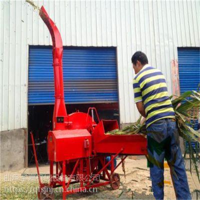 新款小型铡草机 鲜秸秆铡草机生产厂家
