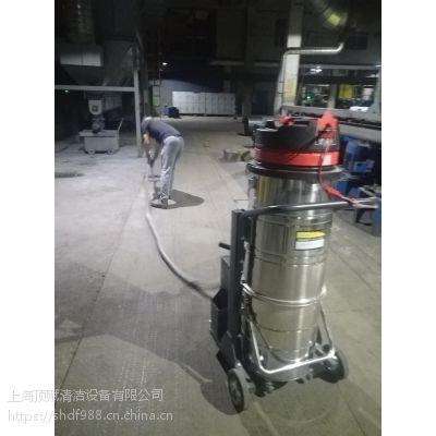 威德尔电瓶式工业吸尘器工厂车间仓库用吸尘设备吸灰尘塑料颗粒物