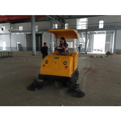 青岛驾驶式扫地机价格