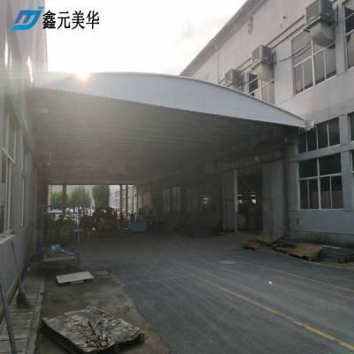 上海宝山区定制推拉雨棚布活动折叠工厂帐篷遮阳帆布篷折叠收缩促销蓬活动雨棚