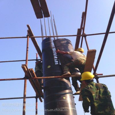 圆柱模板厂家直销|圆模板规格大全|清水覆膜板