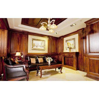 贵阳护墙板厂家 承接酒店宾馆装修装饰