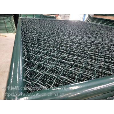4米高球场护栏网厂家找瑞才质量可靠