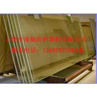医院放射科辐射防护铅玻璃通用1200*900型厂家现货直发