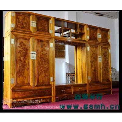 成都仿古家具定制_成都家具定做厂家_简约欧式实木衣柜