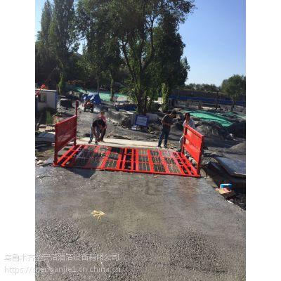 和田市工地大门口洗车喷淋设备价格 新疆工地洗轮机厂家直销