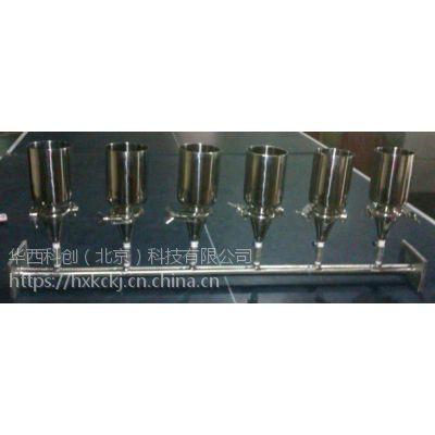 华西科创MT02-6六联不锈钢薄膜过滤器