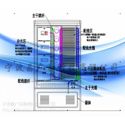 户外芯1200芯modf光纤配线架